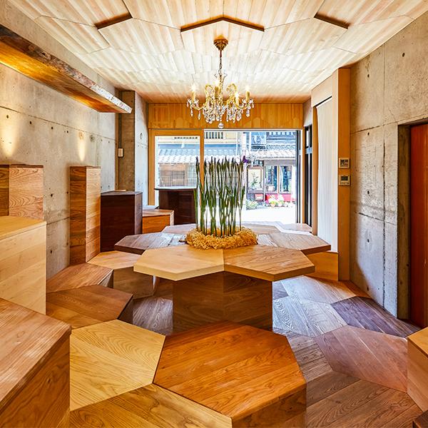 犬山市  森のカフェ